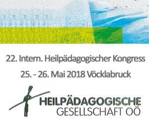 Heilpädagogischer Kongress 2018