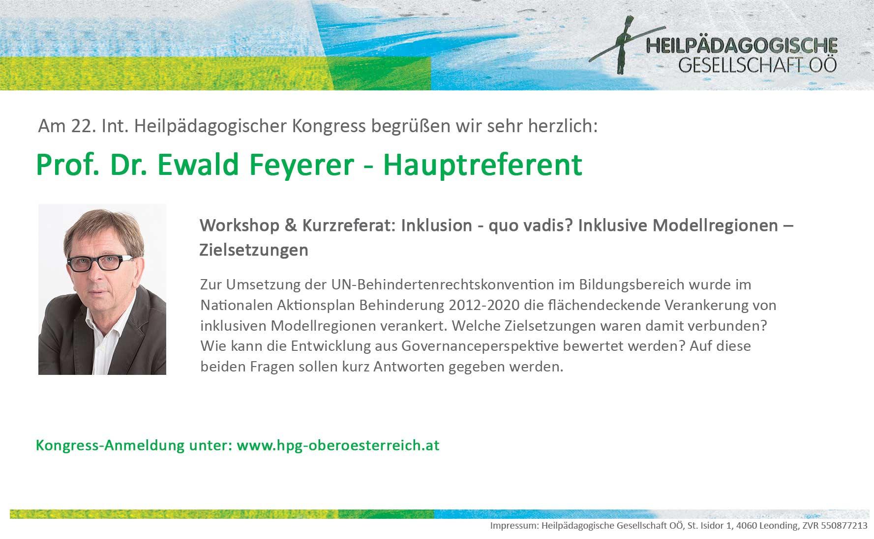 Ewald Feyerer