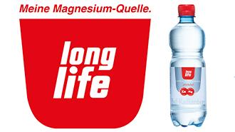 Mineralwasser Long Life