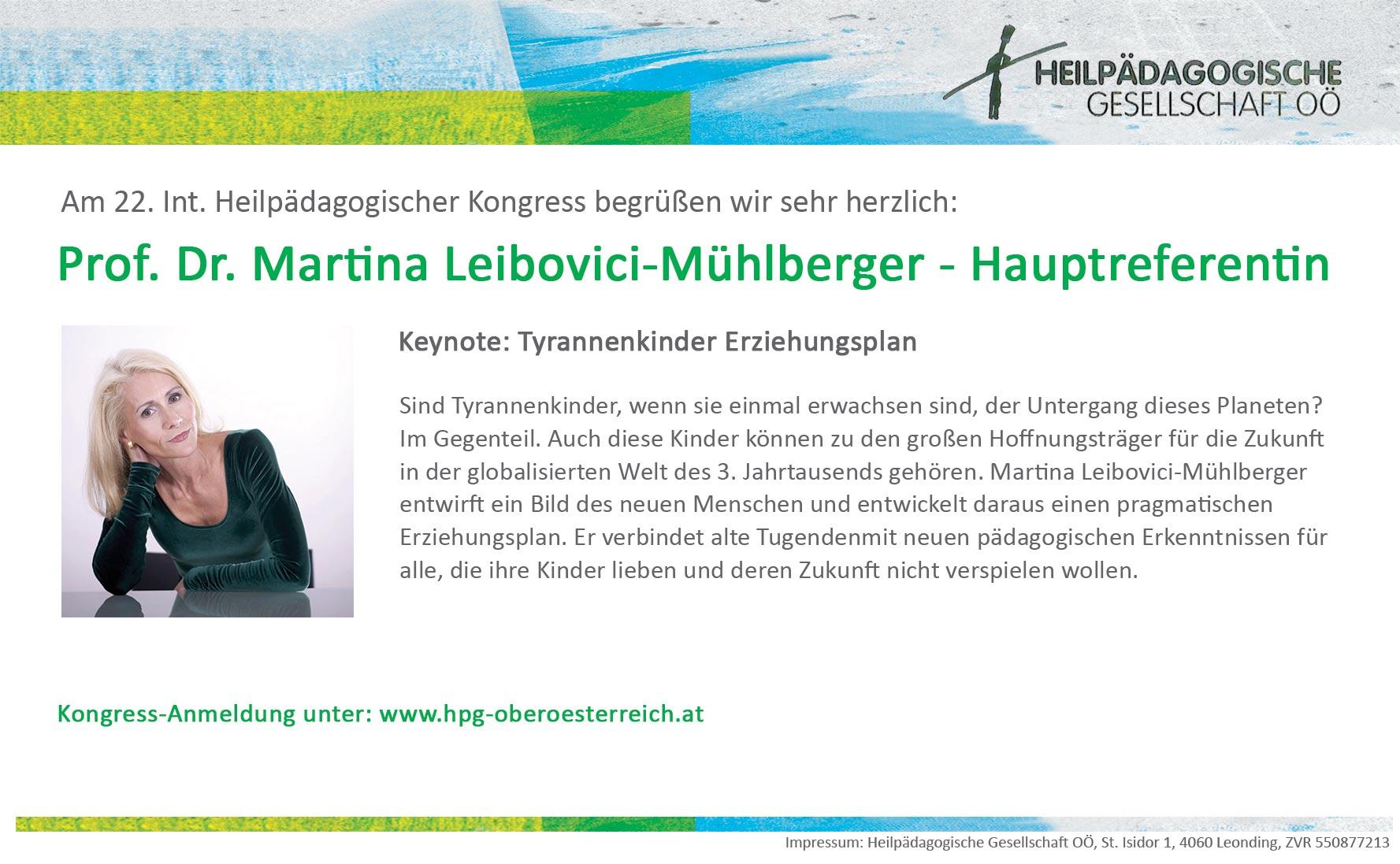 Martina Leibovici Mühlberger